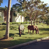 Photo taken at W Retreat & Spa - Vieques Island by Jonathan T. on 12/5/2011