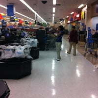 Photo taken at Walmart Supercenter by Johnnie W. on 3/16/2012