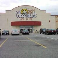 Photo taken at Woodman's Food Market by K. K. on 4/27/2012