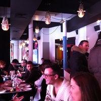Photo taken at Café Étienne Marcel by Pierre L. on 1/31/2011
