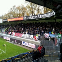 Photo taken at Mandemakers Stadion by Pim V. on 11/28/2011