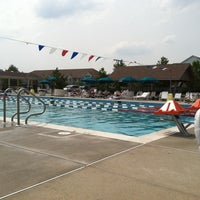 Photo taken at Sea Colony Aquatic Center by Denise i. on 6/18/2011