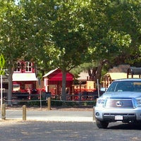 Photo taken at Maidu Western Town Playground by Keith W. on 6/29/2012
