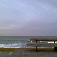 Photo taken at Costanera Miramar by pamela s. on 7/19/2012