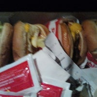 Photo taken at In-N-Out Burger by isabelle e. on 9/10/2011