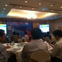 Photo taken at Eastin Grand Hotel Saigon by Anil M. on 1/10/2012