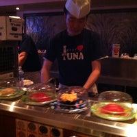 Photo taken at East Japanese Restaurant (Japas 27) by Karin R. on 3/29/2011