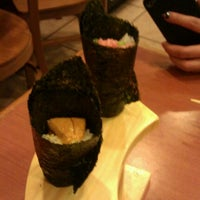 Photo taken at Sapporo Sushi by Judy L. on 11/5/2011
