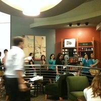 Photo taken at Starbucks by nb on 2/16/2012