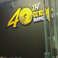 Photo taken at OZ Radio Bandung 103,1 FM by Yadi B. on 4/19/2012