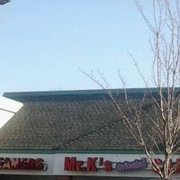 Photo taken at Mr. K's Chinese Cafe by Alexis M. on 1/17/2012