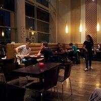 Photo taken at Gourmet Burger Kitchen by Darren T. on 11/13/2011