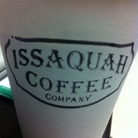 Photo taken at Issaquah Coffee Company by Paul B. on 3/17/2011