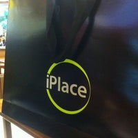 Photo taken at iPlace by Luiza R. on 7/7/2012