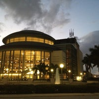 Photo taken at Kravis Center for the Performing Arts, Inc. by Lu A. on 3/6/2012