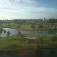 Photo taken at Sheraton Miami Airport Hotel & Executive Meeting Center by Amanda A. on 12/10/2011