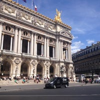 Photo taken at Place de l'Opéra by E F. on 8/16/2012