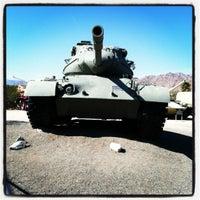 Photo taken at General Patton Memorial Museum by Jen J. on 2/21/2012