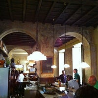 Photo taken at Antica Enoteca by Ugo A. on 6/15/2012