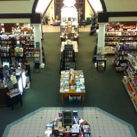 Photo taken at Barnes & Noble by Drew M. on 5/13/2011