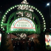 Photo taken at Leipziger Weihnachtsmarkt by Christian K. on 11/26/2011