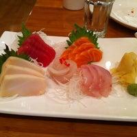 Photo taken at Sakura by Edgar M. on 2/13/2011