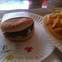 Photo taken at Irv's Burgers by Johknee D. on 6/8/2012