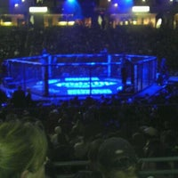 Photo taken at St. Charles Family Arena by Tomtom W. on 1/14/2012