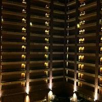 Photo taken at Hilton Anatole by Matt W. on 10/26/2011