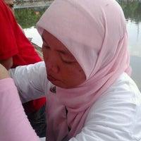 Photo taken at Kampung betawi situ babakan by achmad bagus r. on 9/25/2011