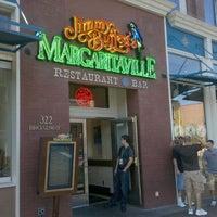 Photo taken at Margaritaville by Erich on 8/26/2011