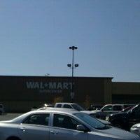Photo taken at Walmart Supercenter by Bonnie S. on 9/10/2011