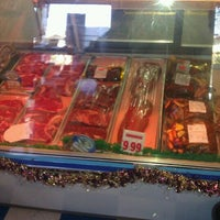 Photo taken at Los Gatos Meats Smokehouse by Rich P. on 12/9/2011