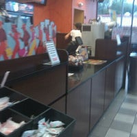 Photo taken at Dunkin' Donuts by Love H. on 9/5/2011