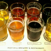 Photo taken at Iron Hill Brewery & Restaurant by Sean G. on 6/9/2012