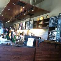 Photo taken at Starbucks by Somi K. on 8/17/2012