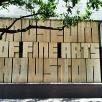 Photo taken at Museum of Fine Arts Houston by Athena A. on 7/26/2012
