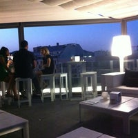 Photo taken at Alaire Terrace Bar by Cerocult C. on 8/10/2012