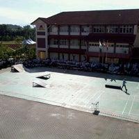Photo taken at SMK Bandar Tasik Puteri by Thanasuvathy G. on 7/6/2012