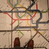 Photo taken at Metro Garibaldi FS (M2, M5) by Michael F. F. on 6/11/2012