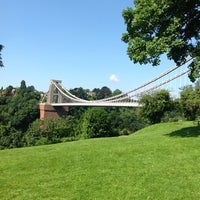 Photo taken at Clifton Suspension Bridge by Avatar Engineering S. on 7/22/2012