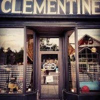 Photo taken at Clementine by Dave F. on 7/12/2012