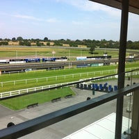 Photo taken at Lingfield Park Racecourse by David M. on 7/5/2011