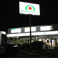 Photo taken at Banco Azteca  Baz Los Pueblos by Karolin A. on 1/17/2012