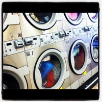 Photo taken at Bubbles III Laundromat by Trisha E. on 5/27/2012
