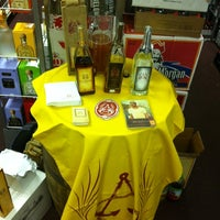 Photo taken at S&R Wine and Liquors by Jon P. on 6/29/2012