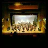 Photo taken at Teatro Escola Basileu França by FitClubLuBoaretto on 9/7/2012