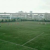 Photo taken at かえつ有明中学・高等学校 by 堀 裕. on 3/11/2012