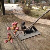 Photo taken at Jōyama Park by epole .. on 4/17/2012