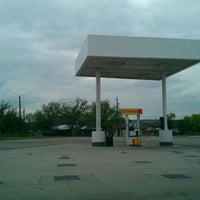 Photo taken at Shell Gas Station by Gabe G. on 4/13/2012